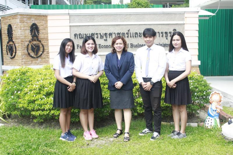 นิสิตคณะเศรษฐศาสตร์และบริหารธุรกิจ มหาวิทยาลัยทักษิณ ได้รับรางวัลดีเด่น ระดับภูมิภาค ในการประกวดแผนสื่อสารการตลาด ปีที่ 4   The Power of Brand นมไทย-เดนมาร์ค เพิ่มพลังแบรนด์ยืนหนึ่ง