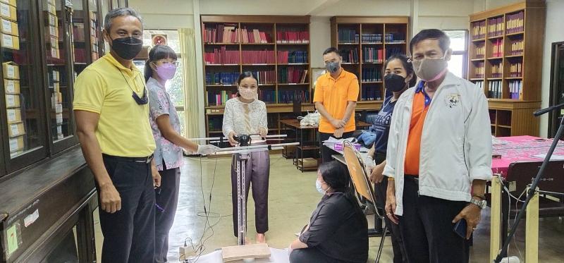 สถาบันทักษิณคดีศึกษา มหาวิทยาลัยทักษิณ ได้ให้การต้อนรับทีมเจ้าหน้าที่จาก พิพิธภัณฑสถานแห่งชาติ สงขลา