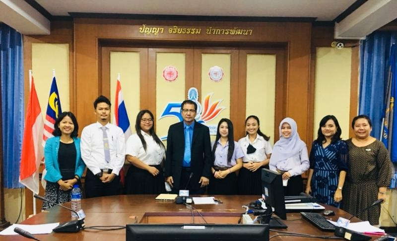 IMT-GT UNINET Virtual Mobility Programme: Teen Talk Project Series 3