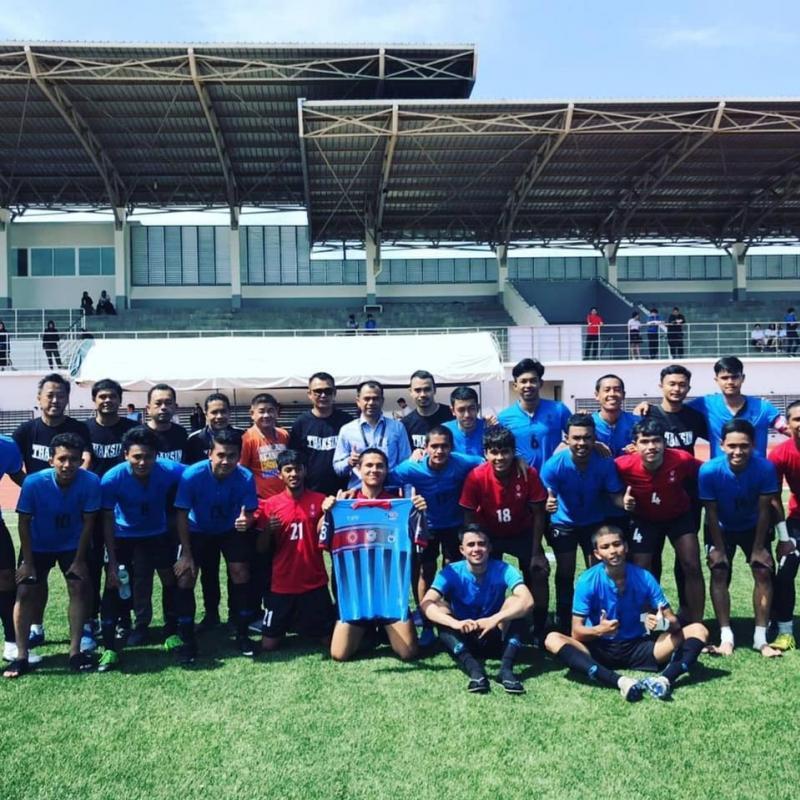 ทีมนักกีฬามหาวิทยาลัยทักษิณ ชนะผ่านเข้ารอบคัดเลือกเขตภาคใต้ เป็นตัวแทนเข้าร่วมกีฬามหาวิทยาลัยแห่งประเทศไทย ครั้งที่ 47