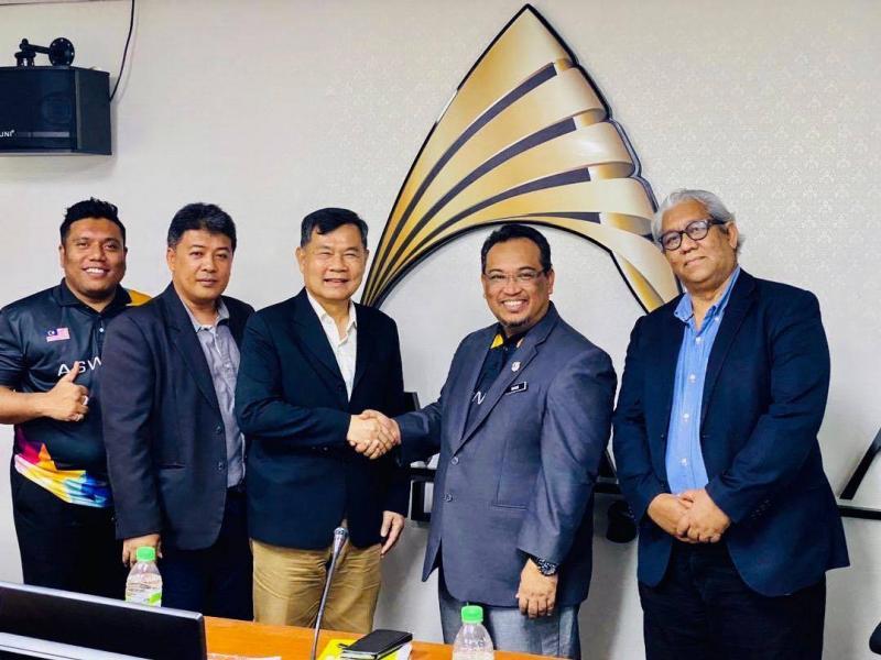 มหาวิทยาลัยทักษิณ ลงนามความร่วมมือทางวิชาการ กับ ASWARA ประเทศมาเลเซีย