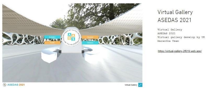 อาจารย์และนิสิต คณะศิลปกรรมศาสตร์ ม.ทักษิณ ร่วมแสดงผลงานศิลปะในนิทรรศการออนไลน์นานาชาติ Virtual Gallery ASEDAS 2021 ?A New Hope?