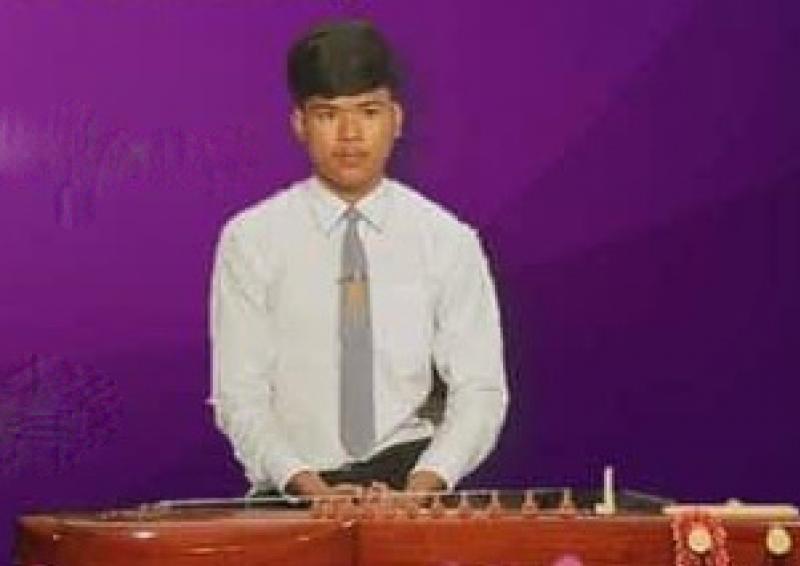 นิสิตคณะศิลปกรรมศาสตร์ มหาวิทยาลัยทักษิณ ได้รับการคัดเลือกเป็นเยาวชนต้นแบบด้านดนตรีไทย ประจำปี พ.ศ. 2563 ระดับภาคใต้