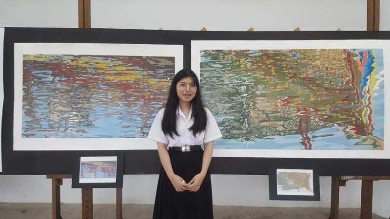 นิสิตคณะศิลปกรรมศาสตร์ มหาวิทยาลัยทักษิณ ได้รับทุนการศึกษาของกองทุนส่งเสริมการศึกษาการสร้างสรรค์ศิลปะมูลนิธิรัฐบุรุษ พลเอกเปรม ติณสูลานนท์ ประจำปีการศึกษา 2563