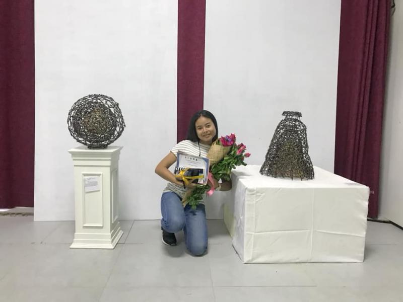 นิสิตคณะศิลปกรรมศาสตร์ มหาวิทยาลัยทักษิณ ผ่านการคัดเลือกไปศึกษาดูงานด้านศิลปะ ณ ประเทศญี่ปุ่น